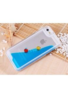 Чехол для iPhone 5/5s «Рыбки»