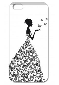 Чехол для iPhone 6 «Бабочки»