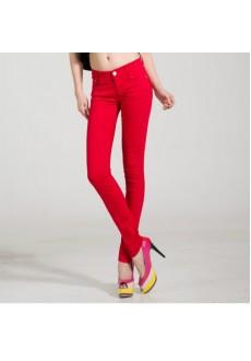 Модные повседневные джинсы