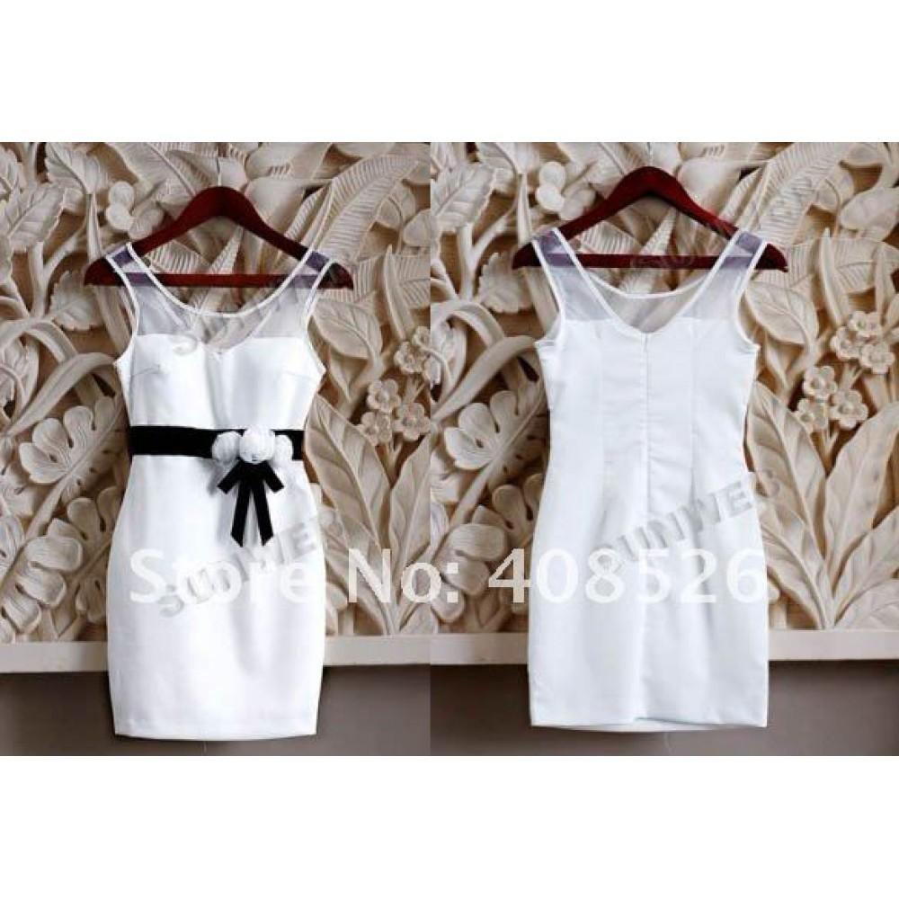 Белое Платье Купить Москва