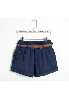 Короткие классические шорты
